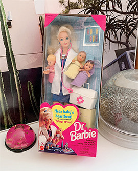 Vintage Dr.Barbie