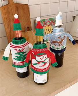 Sweater Bottle Cover